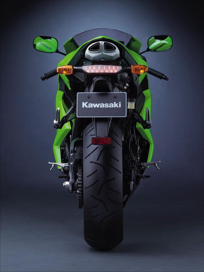 Kawasaki ZX-6RR 600 2007 - 17