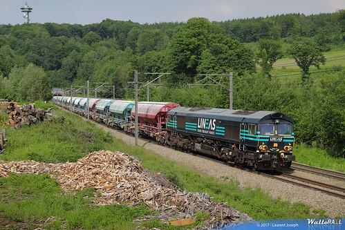 513-10 lineas z47516 ligne 24 botzelaer 1 juin 2017 laurent joseph www wallorail be