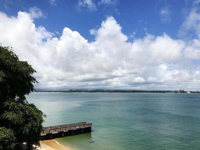 Old San Juan view