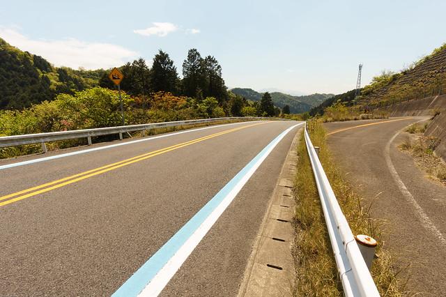 9% descent on Shikoku