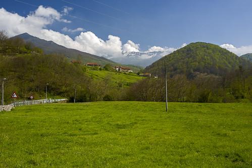 Parque Natural de de Saja Besaya, Cantabria.