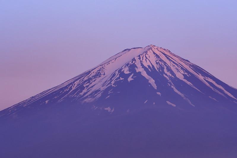 粉紅富士山 |Fujisan
