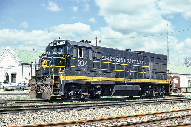 SCL 334 Sumter April 1980