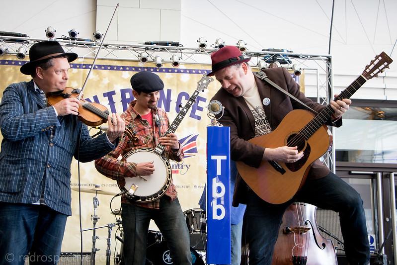 Thunderbridge Bluegrass Band