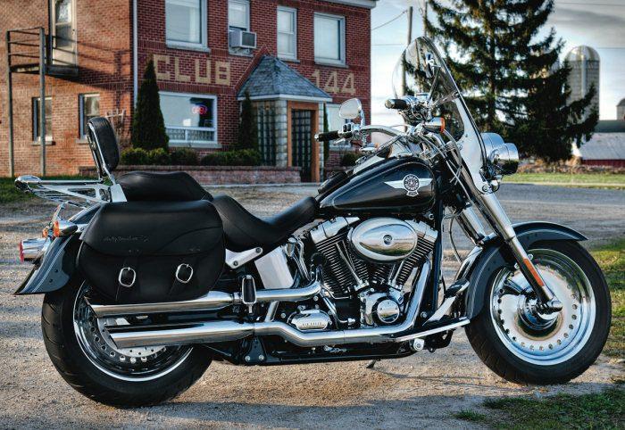 Harley-Davidson 1690 SOFTAIL FAT BOY FLSTF 2014 - 15