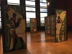 Malcolm X College doors.