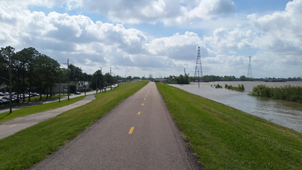 High Water Levee