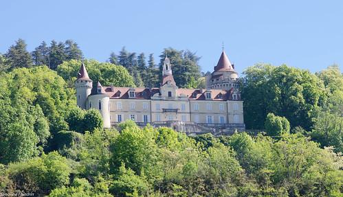 Artemare - Château de Machuraz