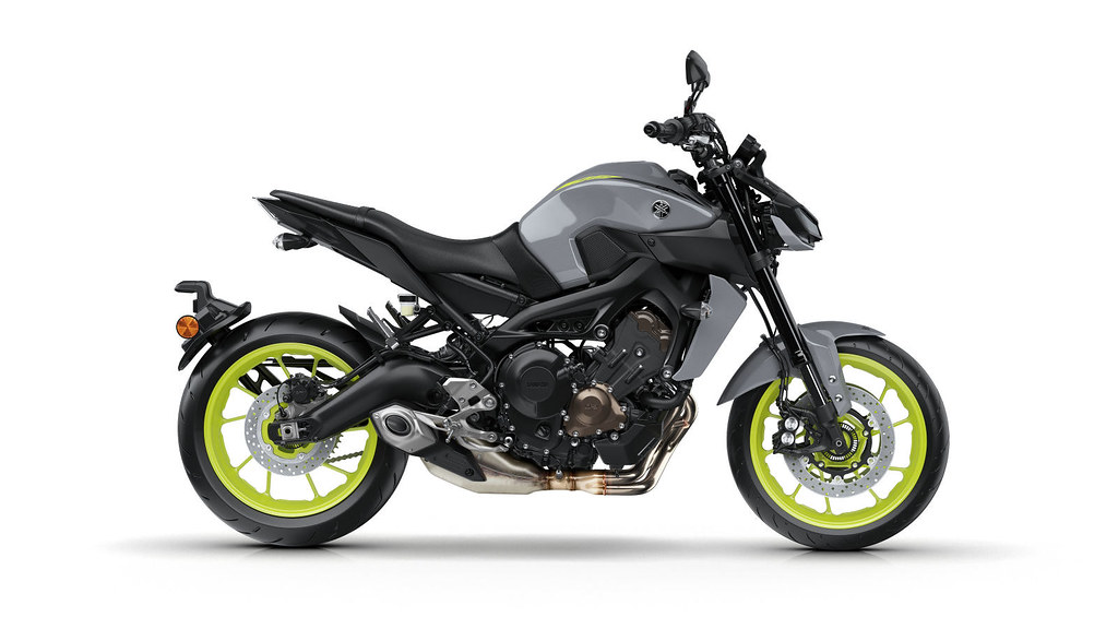 Yamaha 850 MT-09 2018 - 14
