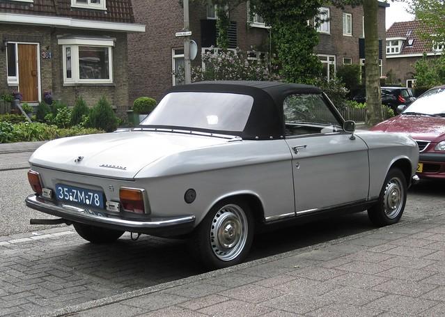 35-ZM-78 PEUGEOT 304 S Cabriolet 1975