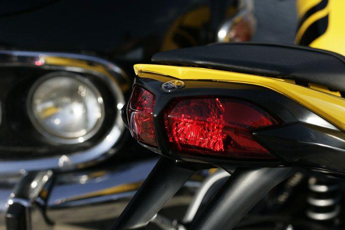 Yamaha FZ1 1000 2015 - 22