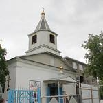 Престольный праздник в Анапской