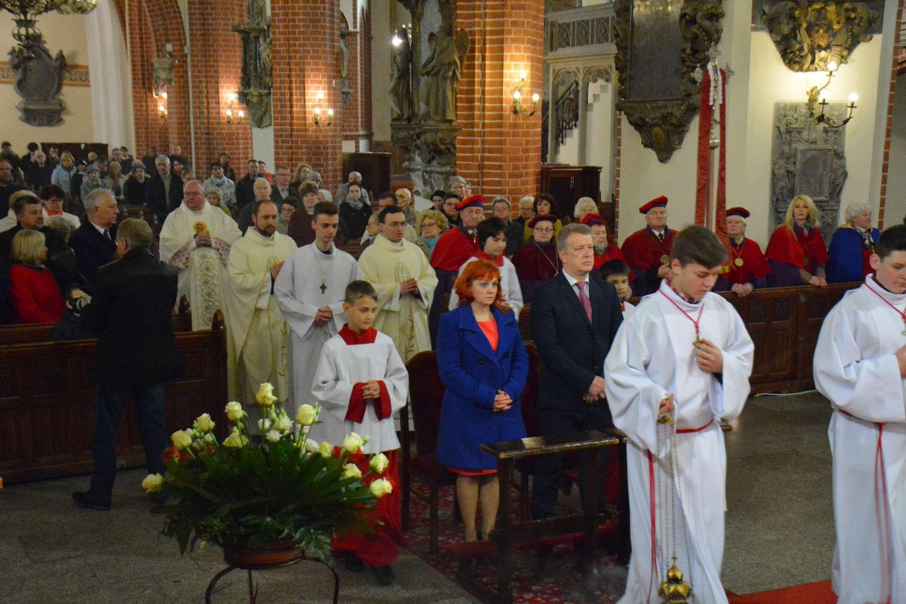 Msza święta za Ojczyznę w Legnicy