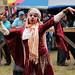 Baile medieval por laap mx