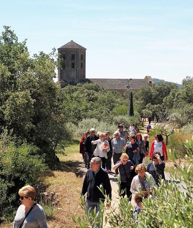 El Romànic de Tiurana, Ponts i Montfalcó