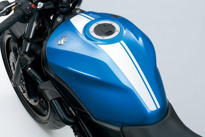 Suzuki SV 650 2016 - 14