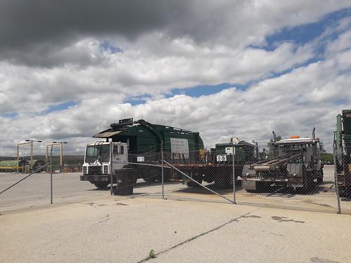 Waste Management Mack MR Mcneilus FL