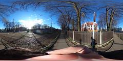 Riga tram depot #4