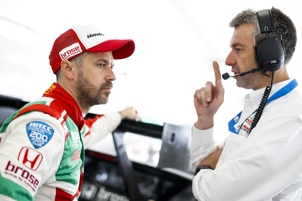 MONTEIRO Tiago (prt), Honda Civic team Castrol Honda WTC, ambiance portrait during the 2017 FIA WTCC World Touring Car Race of Nurburgring, Germany from May 26 to 28 - Photo Florent Gooden / DPPI