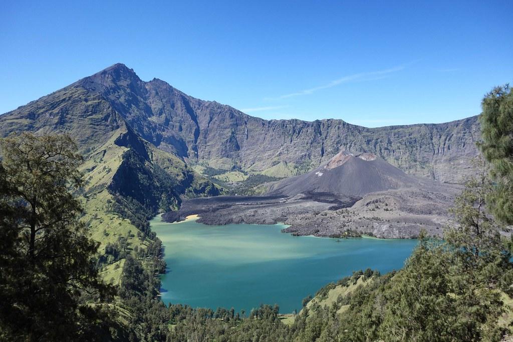 Rinjani - Jour 3 - Crater View 1