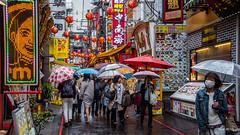 2017 - Yokohama - Chinatown Street
