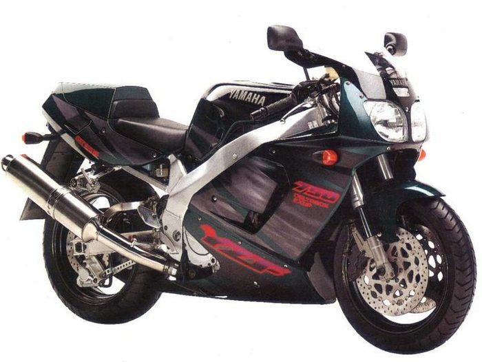 Yamaha YZF 750 R 1995 - 1