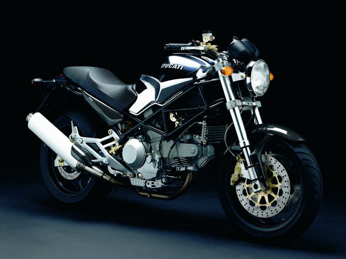 Ducati 900 MONSTER ie 2001 - 0