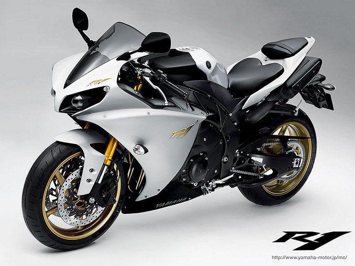 Yamaha YZF-R1 1000 2012 - 1