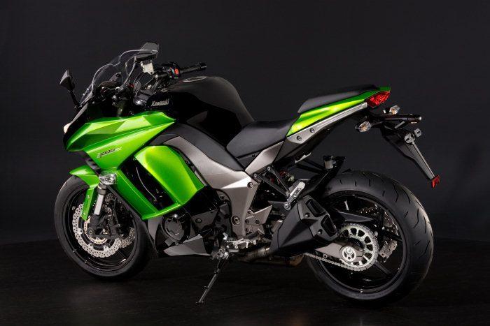 Kawasaki Z 1000 SX 2012 - 7