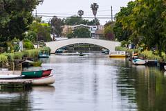 Linnie Canal, Venice, California