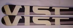 lyže Vist GS Race 7 s deskou Vist Speedlock Race - titulní fotka