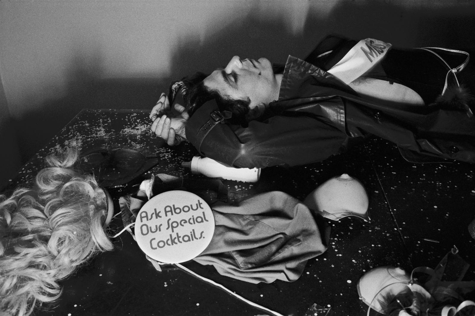 70年代美國紐約傳奇夜店「Studio 54」,政商名流性解放、嬉皮爆棚的 Disco 盛世35