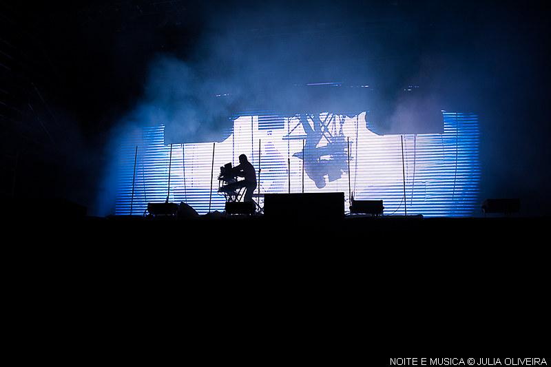 Nicolas Jaar - NOS Primavera Sound '17