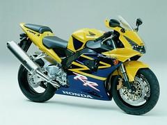 Honda CBR 900 RR FIREBLADE 2003 - 9