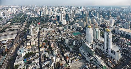 dscn732930icenik dscn732930 ice nik 2015 january bangkok thai thailand cityscape urban view panorama stitch south east asia capital nikon coolpix p520 baiyoke sky tower