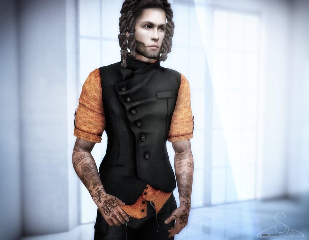 [sYs] OSCAR vest - SecondLifeHub.com