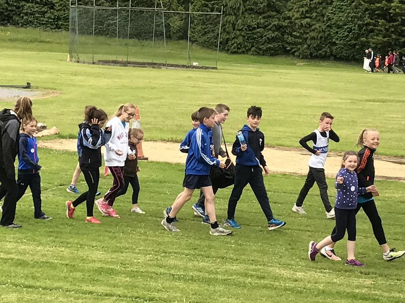 Meath Track and Field Community Games Finals 2017