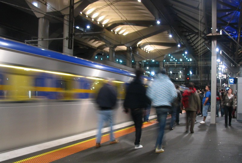 Southern Cross Station, June 2007