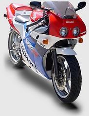 Honda NC 30 - VFR 400 R 1993 - 7