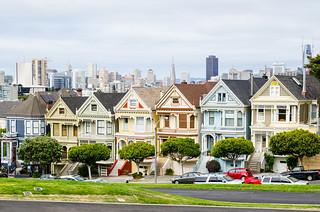 Painted Ladies/San Francisco