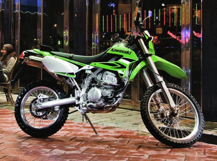 Kawasaki KLX 250 2012 - 8
