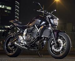 Yamaha MT-07 700 2015 - 13