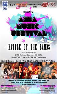 Asia Music Fest POSTER