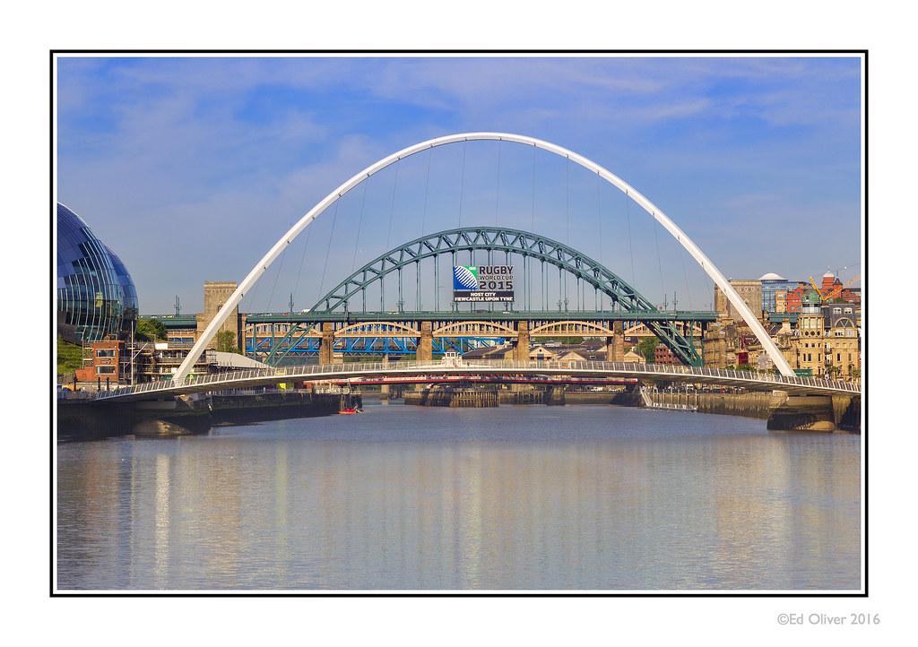 Hotels Near Millennium Bridge Newcastle