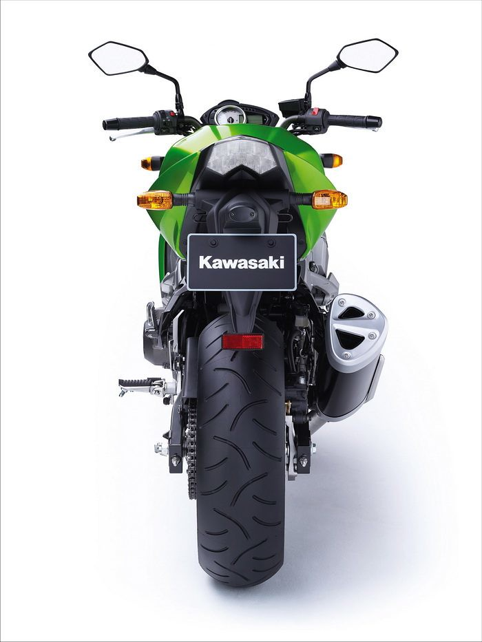 Kawasaki Z 750 2009 - 47