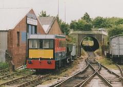 Test Trains & Departmentals