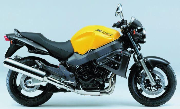 Honda X-11 CB 1100 SF X-Eleven 2001 - 62