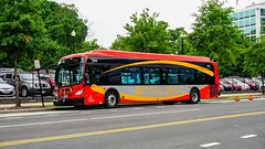 DC Circulator 2015 New Flyer Xcelsior XDE40 #2018