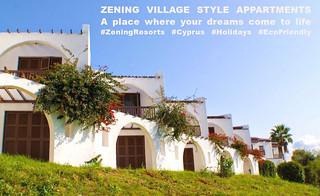 #Village Apartments at #ZeningResorts