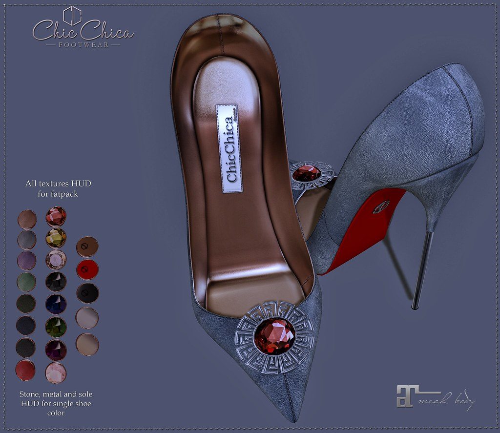 Corina by ChicChica OUT @ Cosmopolitan - SecondLifeHub.com